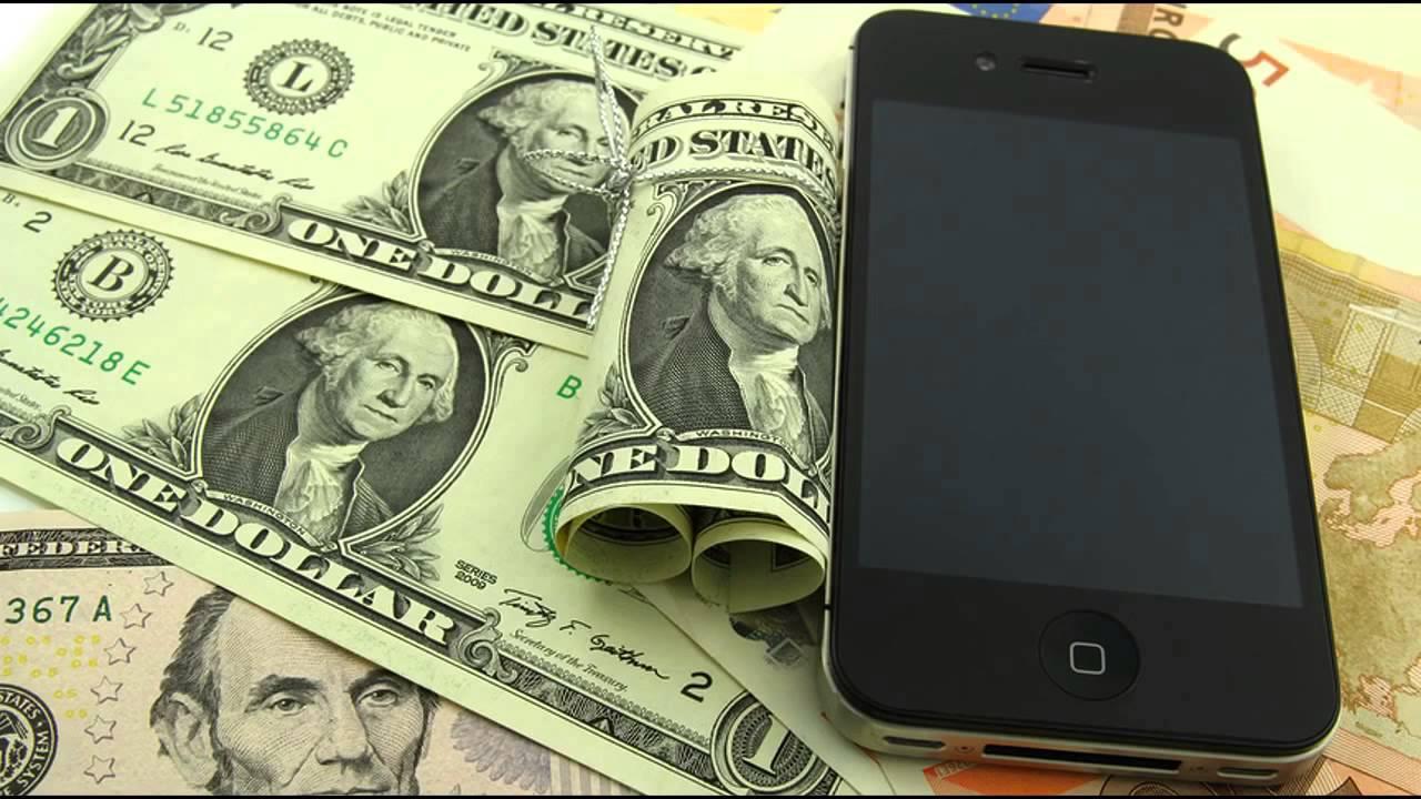 скільки можна заробити з мобільного теефона