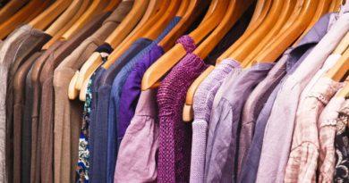 Продаж одягу як спосіб додаткового заробітку вдома через інтернет