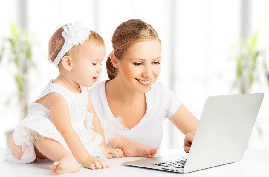 Ідеї для заробітку мамам в декреті