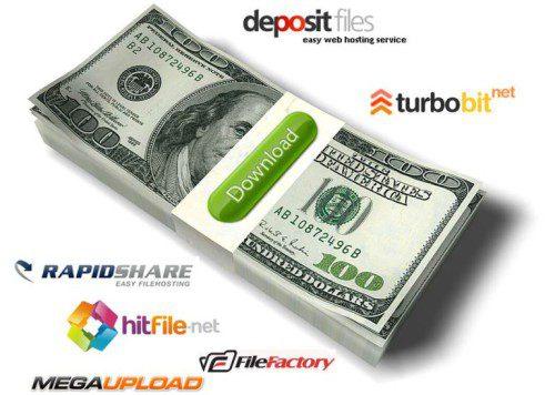 заробіток на файлообмінниках реальні гроші