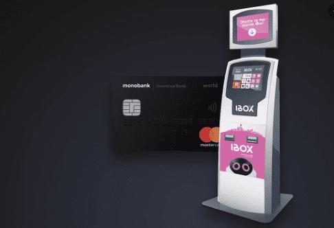 Поповнити карту Monobank без комісії готівкою в терміналі