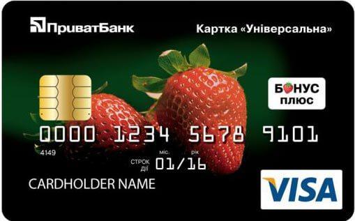 відкрити кредитну карту від ПриватБанку