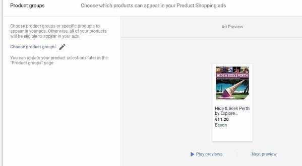 Розумна торгова компанія Google Ads