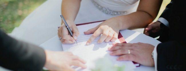 Оформити шлюбний контракт в Україні