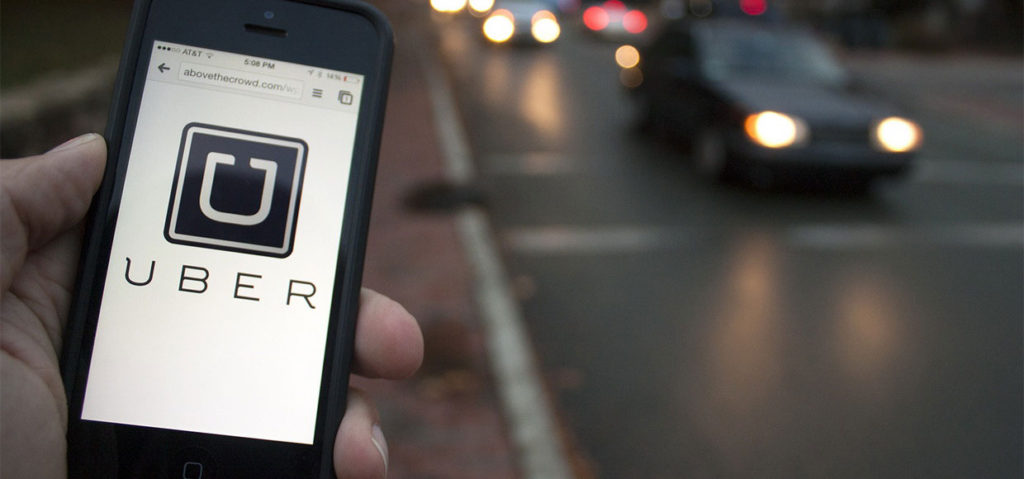заробіток грошей на Uber