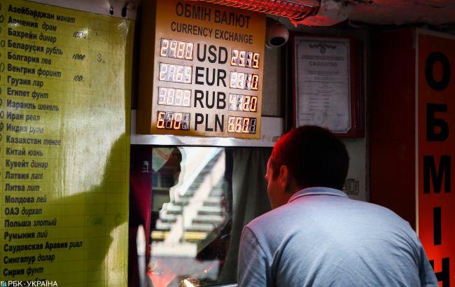 курс валют 19 вересня 2019 року в Україні, долар курс