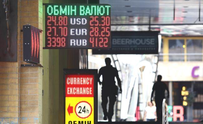 курс долара на 23 вересня 2019 року