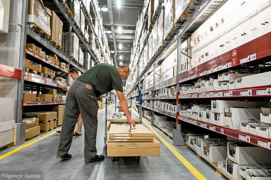 робота в Польщі на складах