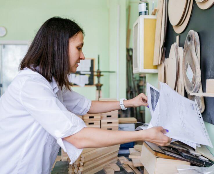 бізнес ідея виготовлення посуду із дерева