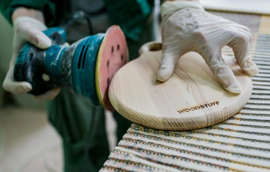 виготовлення якісного посуду із дерева Woodstuff