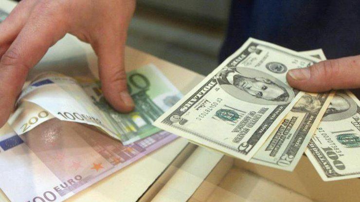 офіційний курс валют 18 листопада 2019 року