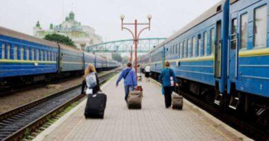 Збіьшення вартості проїзду Укрзалізниця