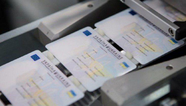 Які документи подають для отримання ID-картки