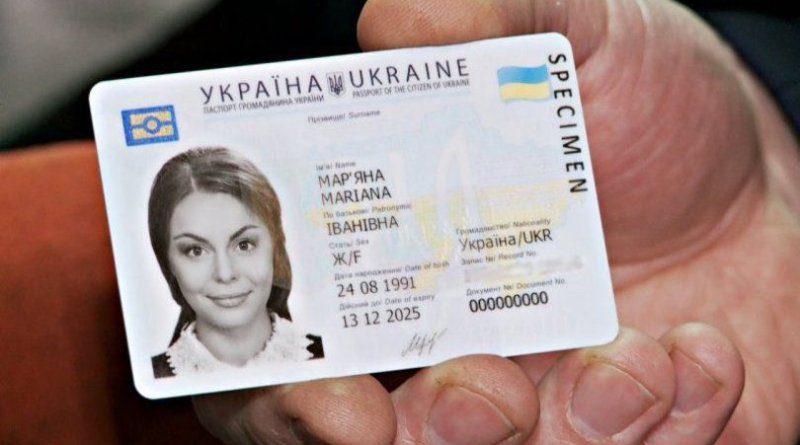 ID-картка процедура переваги використання