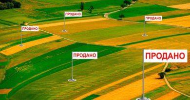 Ринок землі в Україні 2020 року
