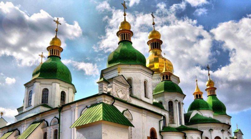 3D туру по Софіївському соборі
