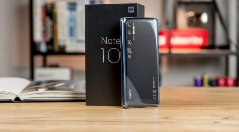 Xiaomi Mi Note 10 огляд, характеристики