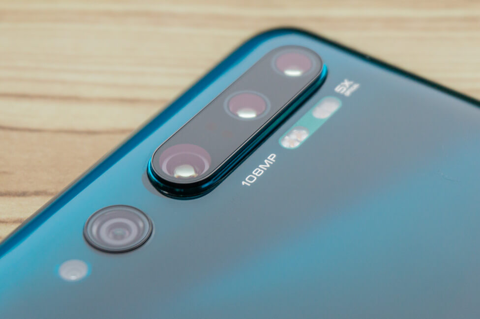 Основні параметри Xiaomi Mi Note 10