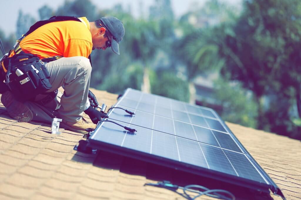 Встановлення сонячних панелей