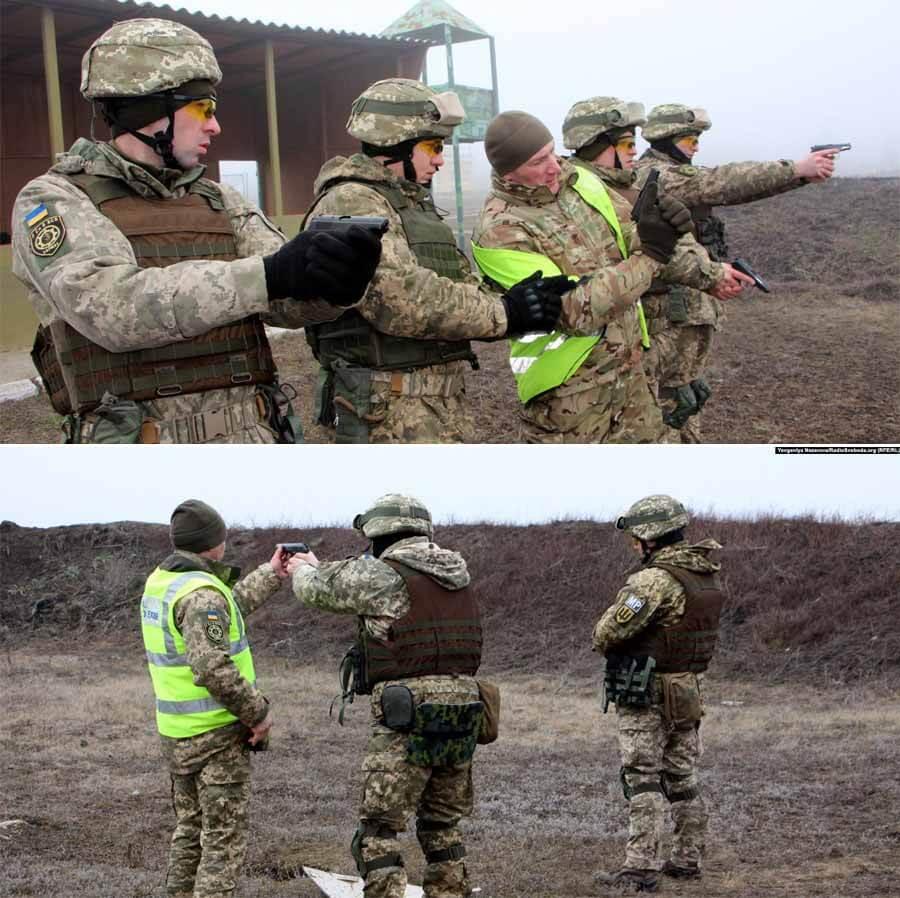 В Україні готують перший взвод військової поліції за стандартами НАТО