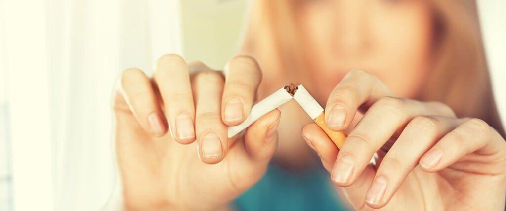 Кинути курити для жінок переваги