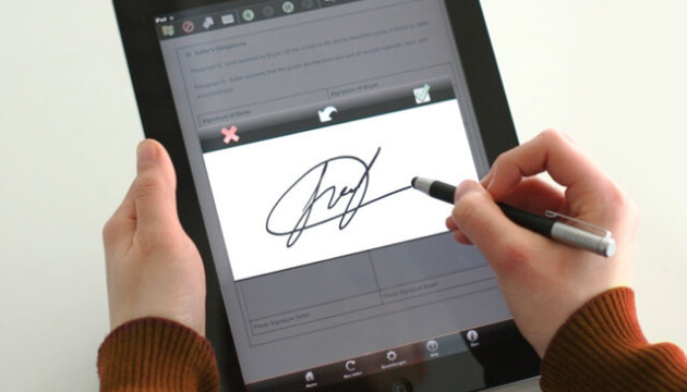 Електронний підпис можна зберігати на флешці