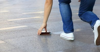 Соціальний гаманець про загублений гаманець