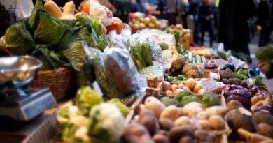 Зростання цін на продукти харчування в Україні