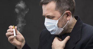 Курців попередили про високу вразливіть для коронавірусу: подробиці