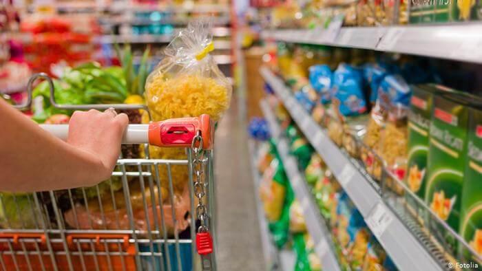 Ціни на продукти в Україні
