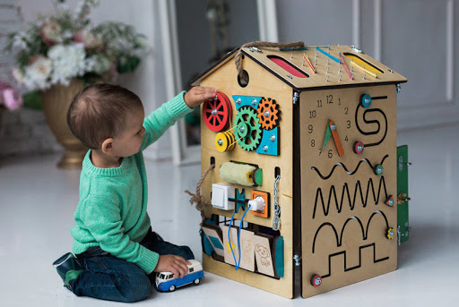 бізіборди бізнес ідея для розвитку дітей