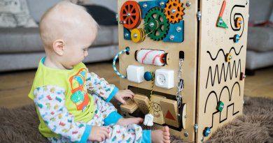 виготовлення бізібордів для дітей, заробіток для дорослих