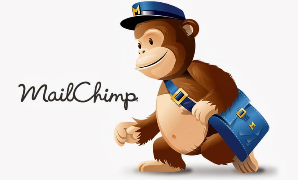 MailChimp сервіс для розсилки Email