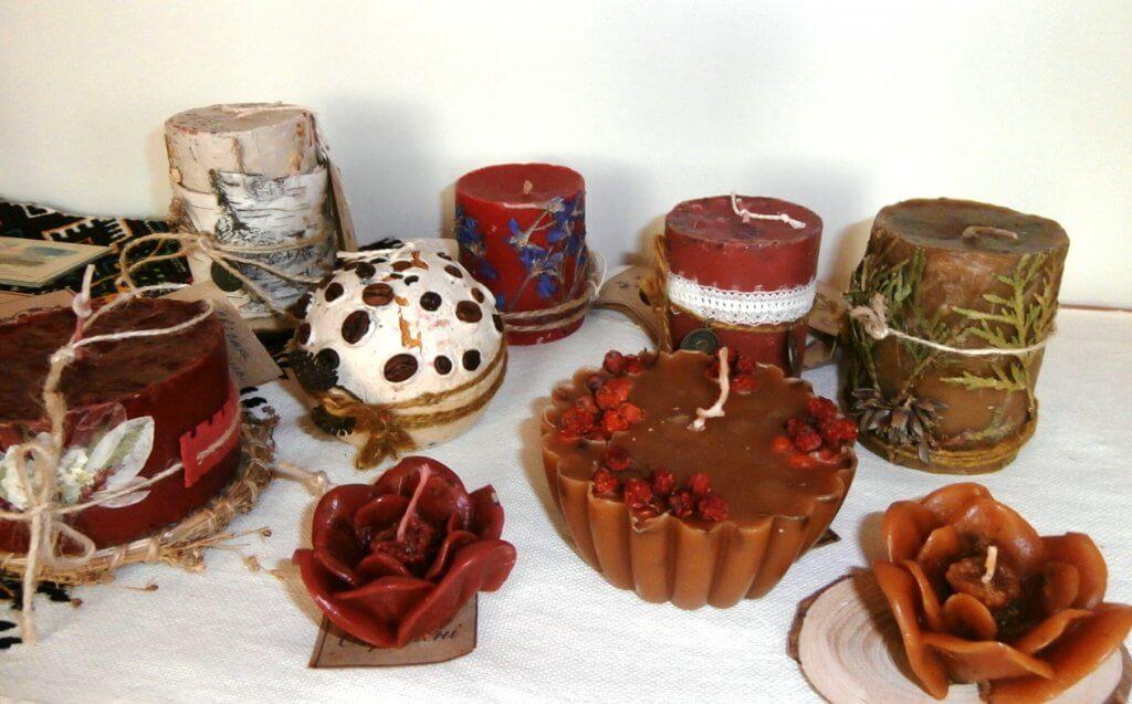 Виготовення декоративних свічок як бізнес