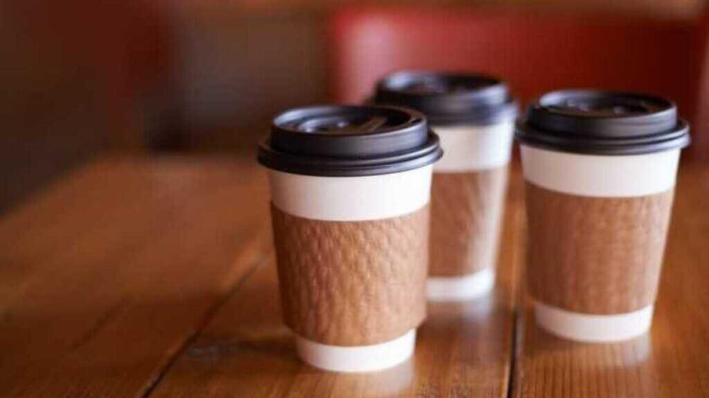 Кава на винос фото
