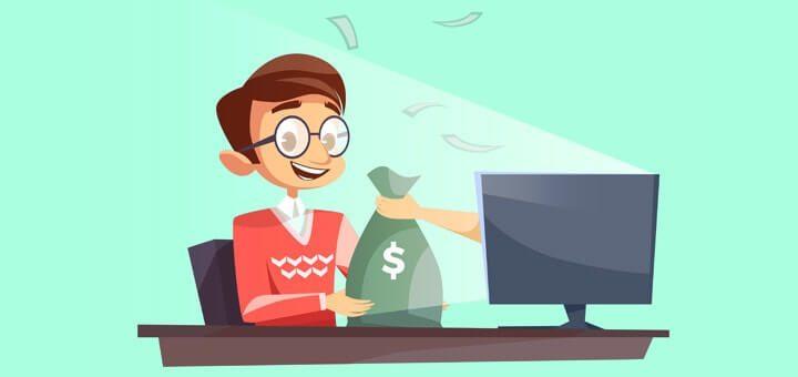 Реальні способи заробітку в інтернеті