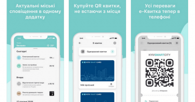 Додаток Kyiv Smart City отримав нові функції: платіжні системи, зберігання авто на штраф майданчику