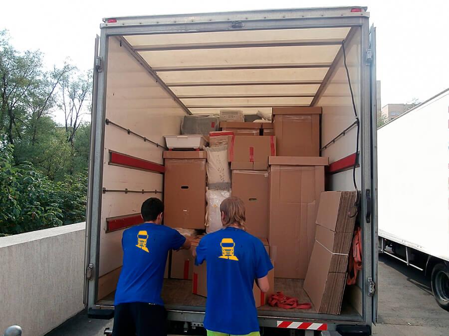 Заробіток на вантажних перевезеннях