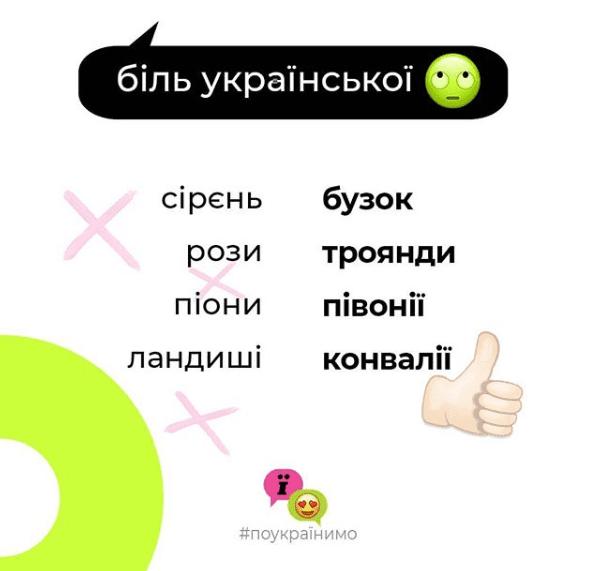 Поукраїнимо