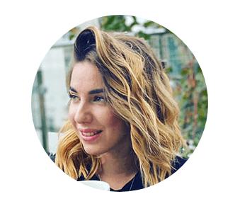 Анна Доміч – вчителька хореографії у Новопечерській школі