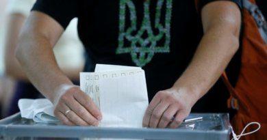 Зміна фактичного місця голосування