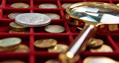 Колекційні монети від НБУ на яких можна заробити у майбутньому