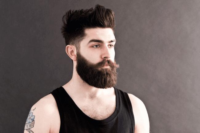 Варіант відрощування бороди Повний