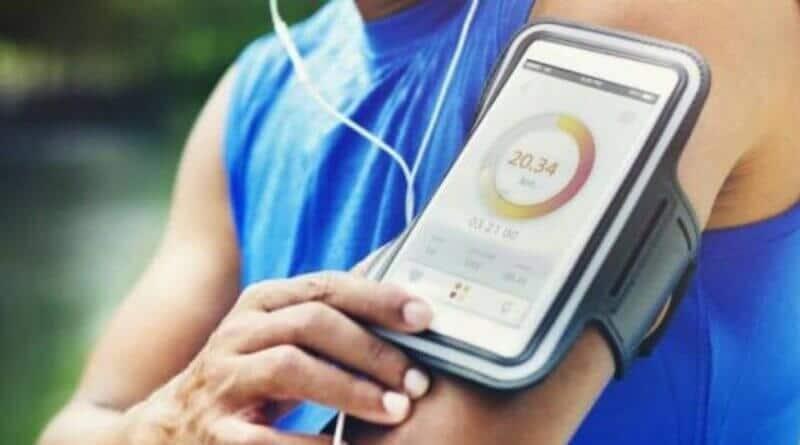 мобільні додатки для заняття спортом