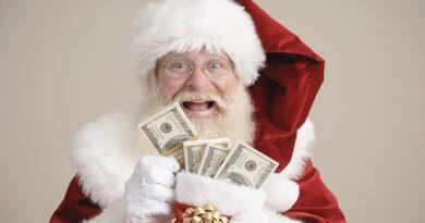 Заробити гроші на новий рік