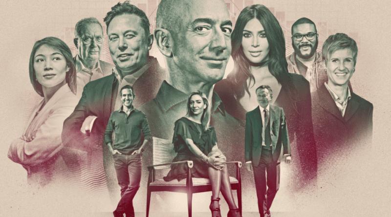 Forbes рейтинг найбагатших людей світу 2021 року