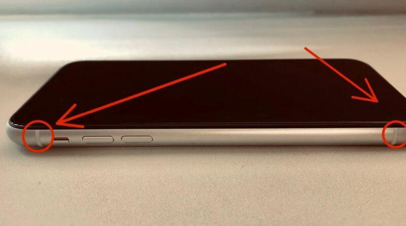 Для чого використовують смужки на корпусі смартфону