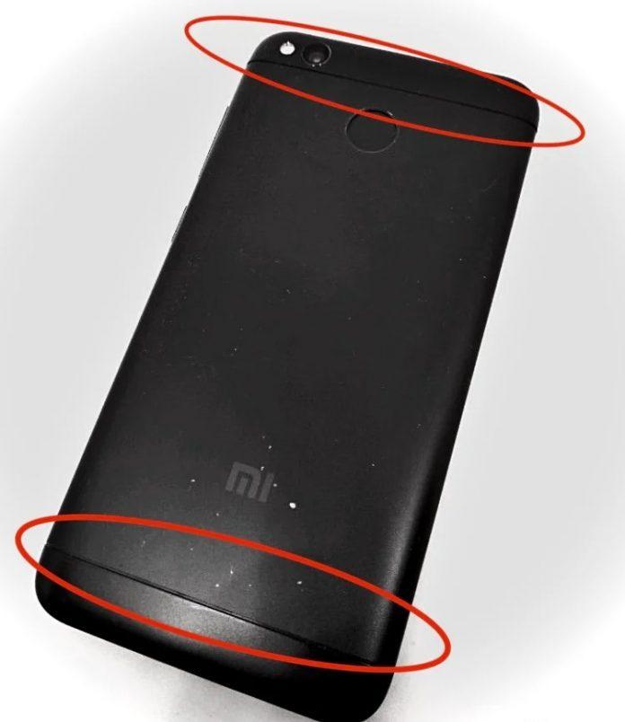 Пластикові смужки на смартфонах навіщо використовують